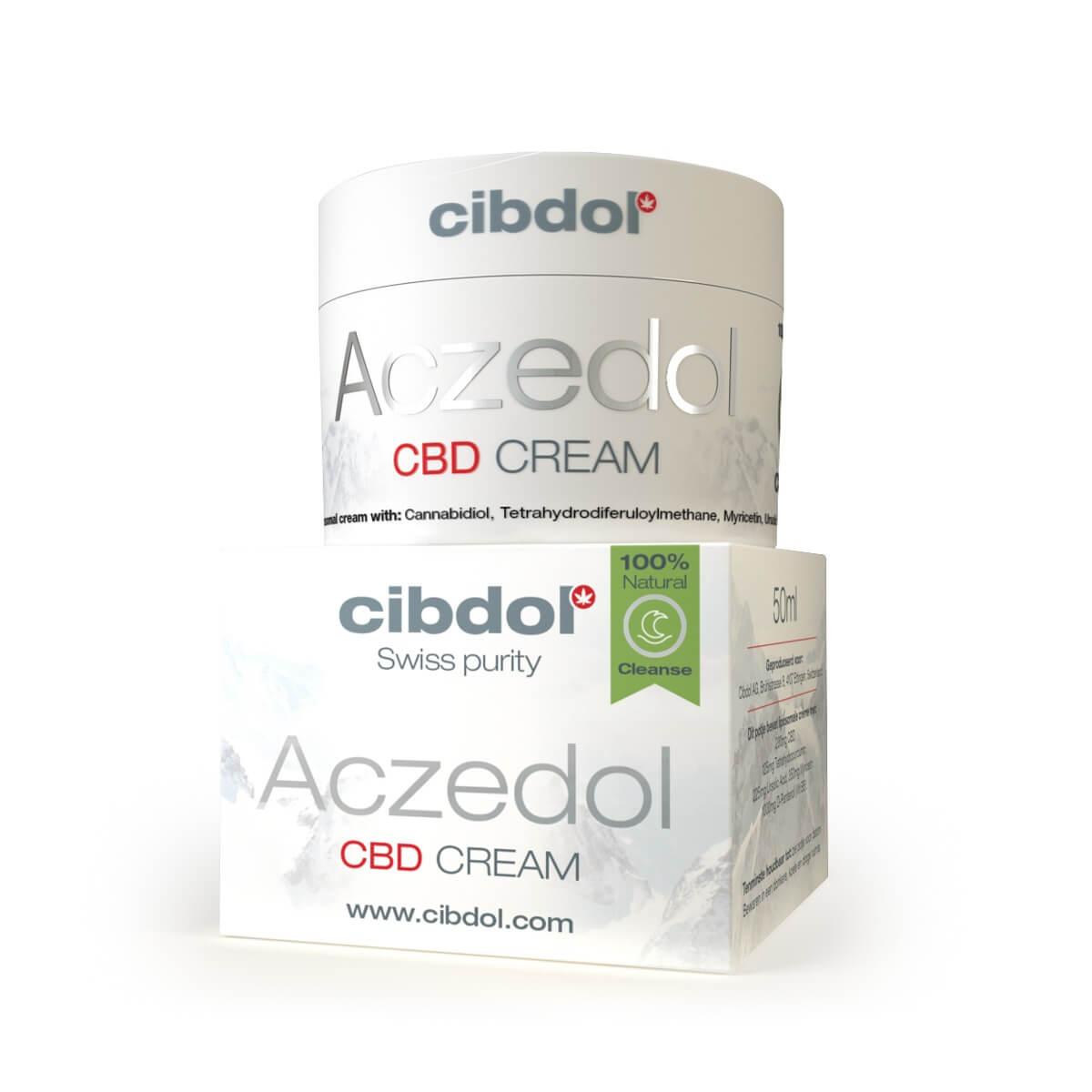 aczedol CBD ACNE Cream
