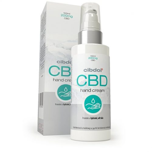 cibdol cbd hand cream south africa - cbd hand cream 1 500x500 - Cibdol CBD Hand Cream South Africa